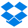 Логотип Dropbox | DZIGA Advertising